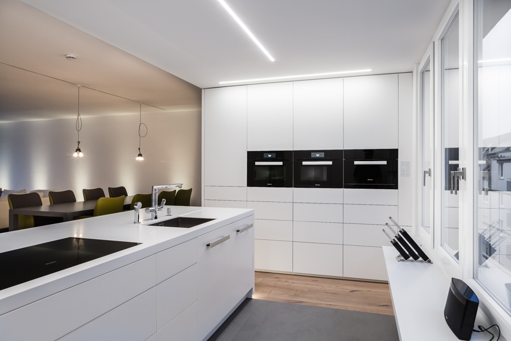 Fuchs Design Privathaus Ausbau