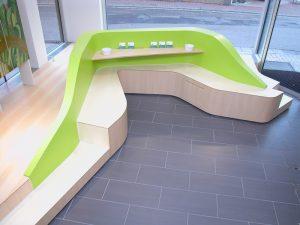 Fuchs Design Apotheke Innenausbau