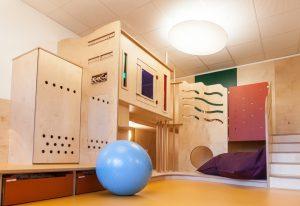 Fuchs Design Kindergarten Ausbau